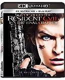 Resident Evil: The Final Chapter (4K UltraHD + Blu-Ray)