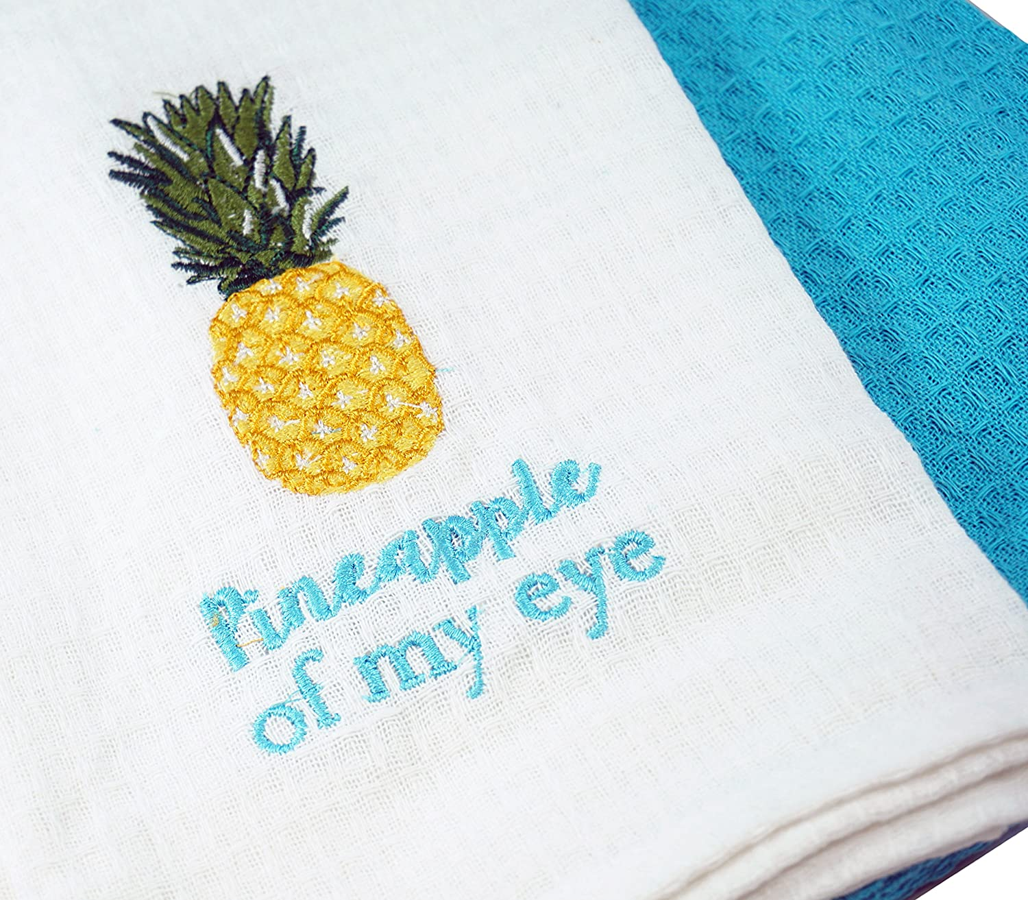 Cute Fruit Funny Pineapple Tea Towel Dish Cloth