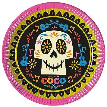 8 platos * Coco - verdadera como la vida. * Cumpleaños para ...