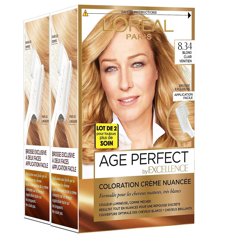 Couleur blond qui n'abime pas les cheveux