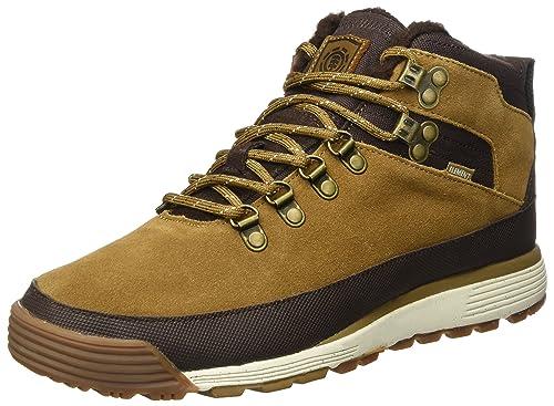 Element - Zapatillas de Deporte Exterior de Piel Hombre: Amazon.es: Zapatos y complementos