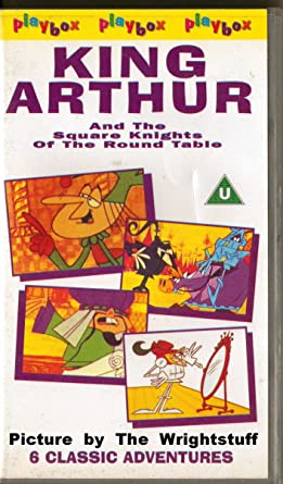 King arthur and the square knights of the round table vhs amazon king arthur and the square knights of the round table vhs watchthetrailerfo