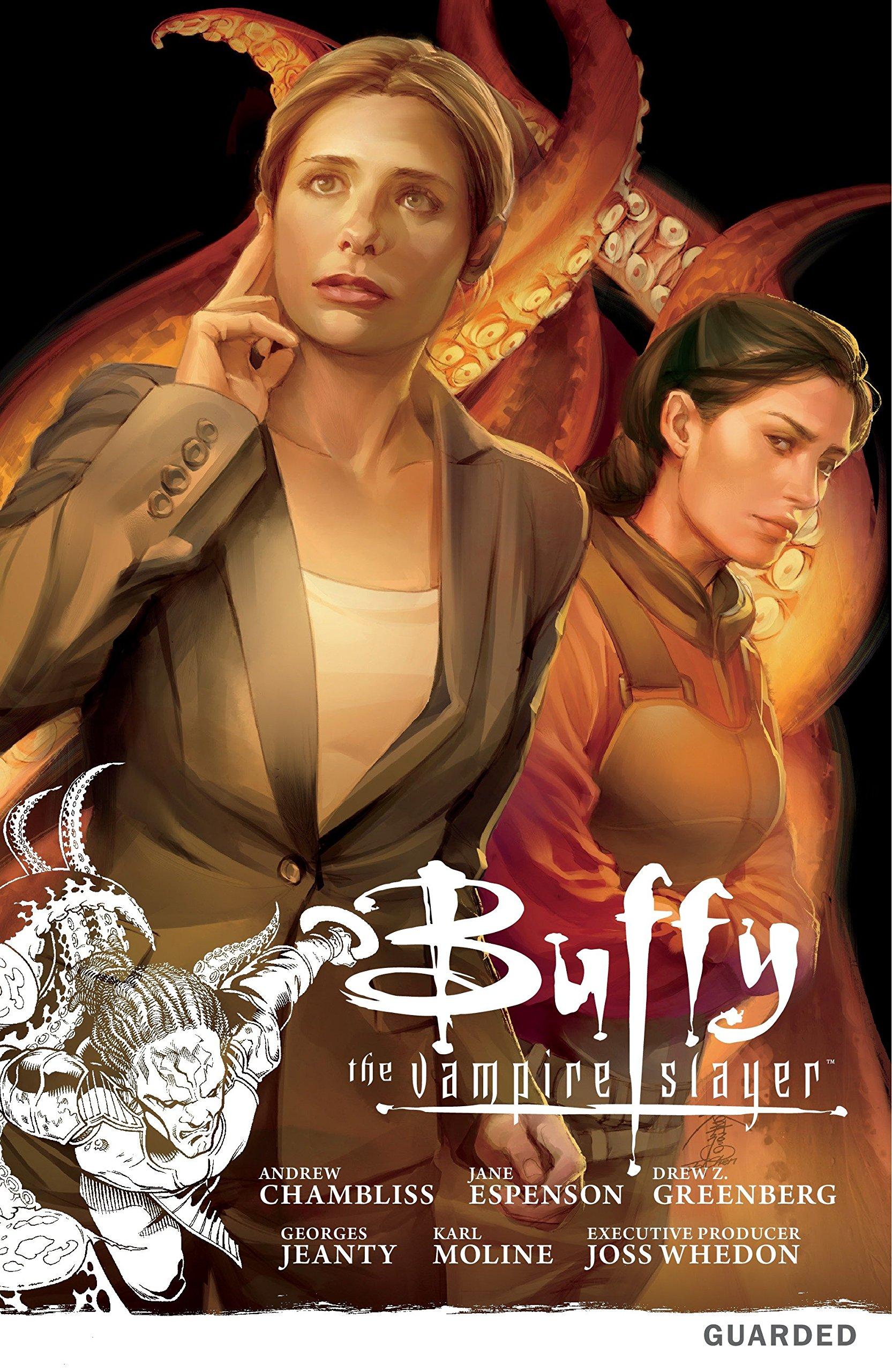 Download Buffy the Vampire Slayer: Season Nine Volume 3: Guarded pdf epub