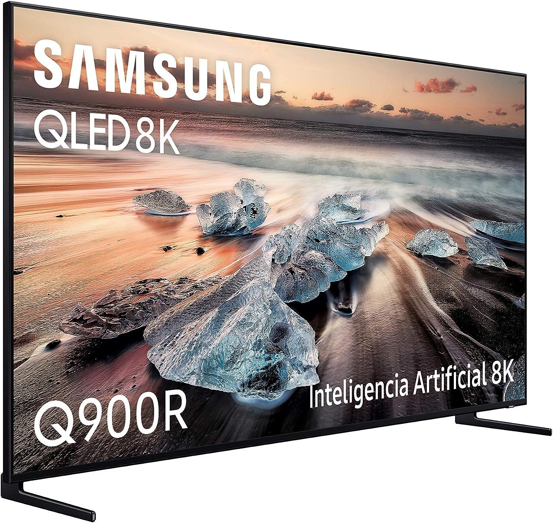 Samsung QLED TV 8K 75Q900R - Resolución QLED 8K 75