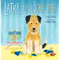 Latke, the Luck Dog