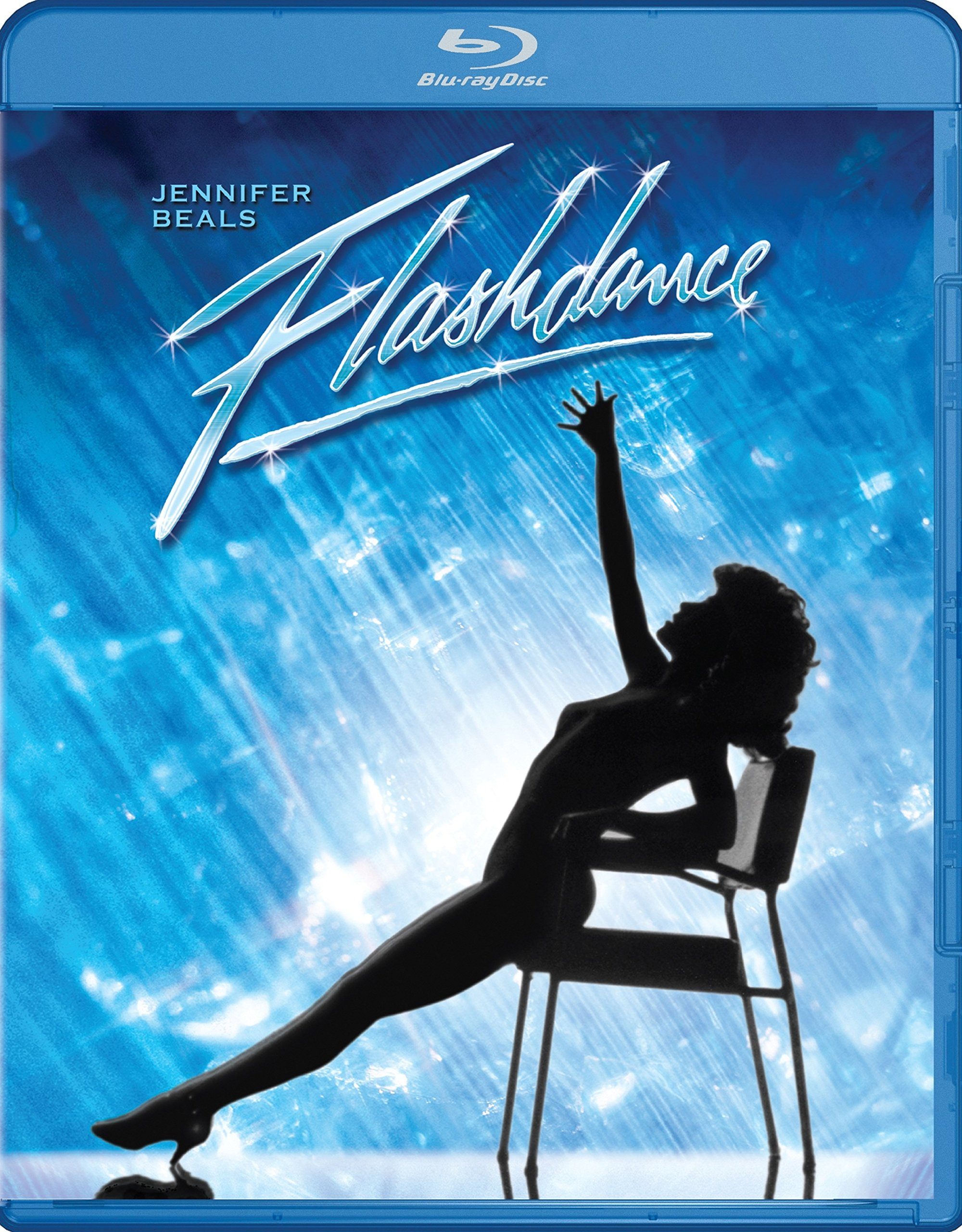 Blu-ray : Flashdance (Widescreen, Dolby, AC-3, Digital Theater System)