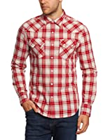 Levi's L/S Sawtooth Western Shirt, Chemise Casual Homme