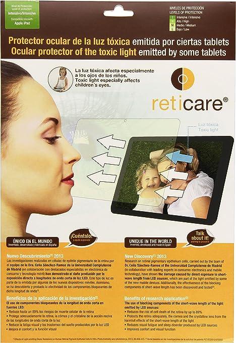 Reticare 352T-9690-B - Protector de ojos compatible con Apple iPad ...