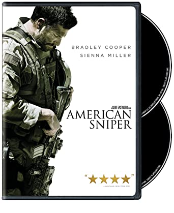 Amazon com: American Sniper Special Edition (DVD): Jason