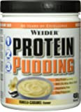 Weider, Protein Pudding, Vanille-Karamell, 1er Pack (1x 450g)