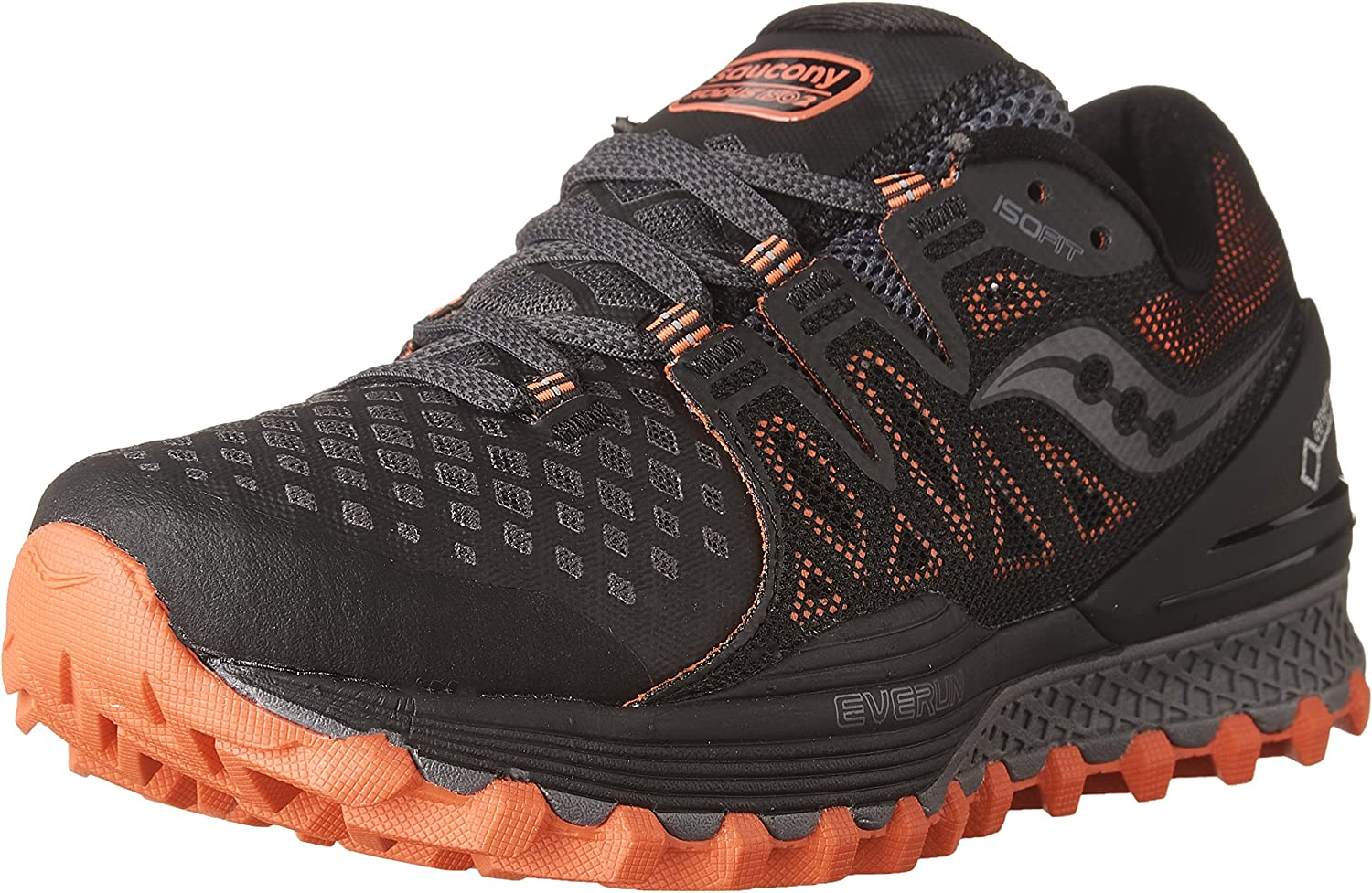 Saucony Xodus ISO 2 Gore-TEX Womens Trail Running Shoes