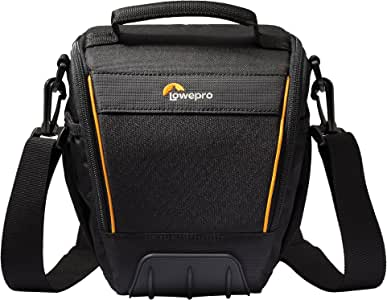 Lowepro Top Loading Protection Practicality TLZ 20 II. Ready for Your Next Photo Adventure, Delivering Protection and Practicality, Black (LP36868-0WW)