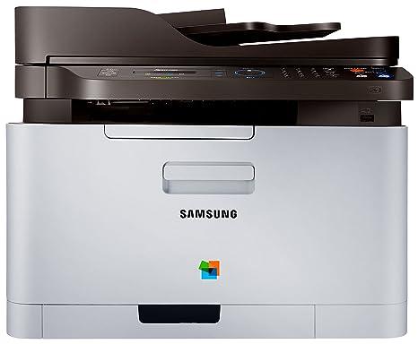 Samsung CL-C460FW/TEG - Impresora multifunción láser - B/N ...