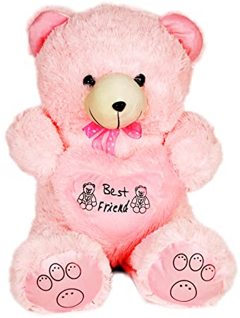 Deals India Jumbo Teddy, Pink