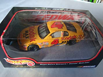 Hot Wheels Racing Kodak Max Film Morgan-mcclure Motorsports - Chevrolet Monte Carlo 1: