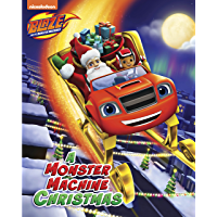A Monster Machine Christmas (Blaze and the Monster Machines)