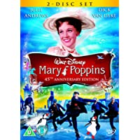 Mary Poppins [DVD] [1964]
