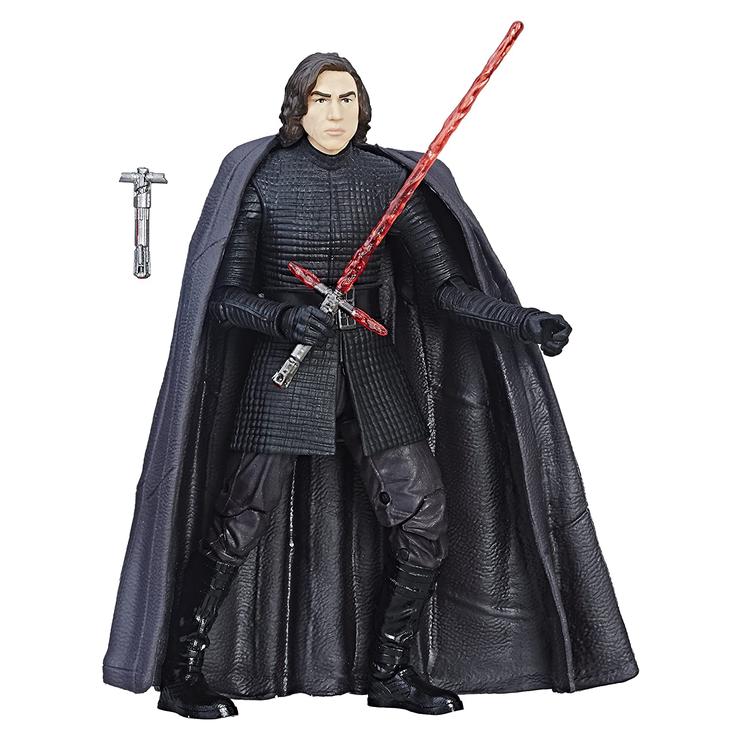 "Star Wars Episode 8 Black Series 6"" Kylo Ren Action Figure"