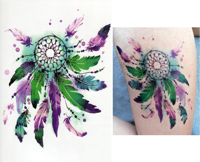 Tatuajes temporales Tempo rary Tattoo Fake Tattoo – Muelle de ...