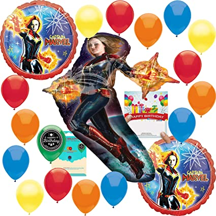 Amazon.com: Ramo de globos de decoración con tarjeta de ...