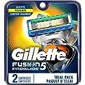 2 Count Gillette Fusion5 ProGlide Men's Razor Blade Refills