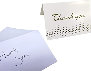 Thank You Cards Set of 3