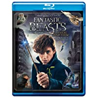 Fantastic Beasts and Where To Find Them (Bilingual) [Blu-Ray]