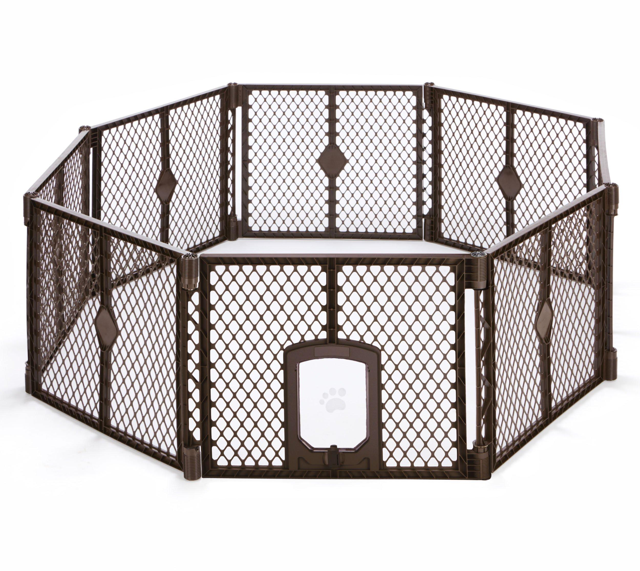 MyPet Petyard Passage 8-Panel Pet Containment
