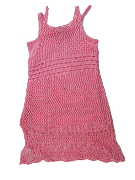 Amazon.com: Juicy Couture Knit vestido infantil/niñas tamaño ...
