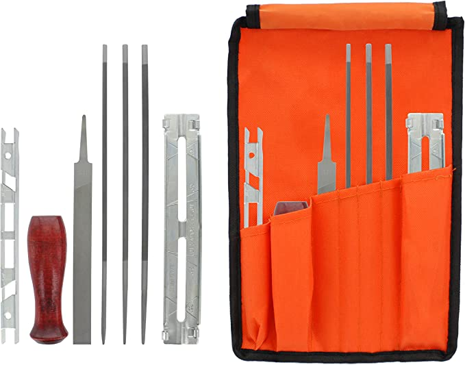 Drixet Chainsaw Sharpening & Filing Kit