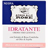 "Roberts: ""Acqua alle rose"" Moisturizing Lenitive Face Cream * 50ml * 1.69fl.oz * [ Italian Import ]"