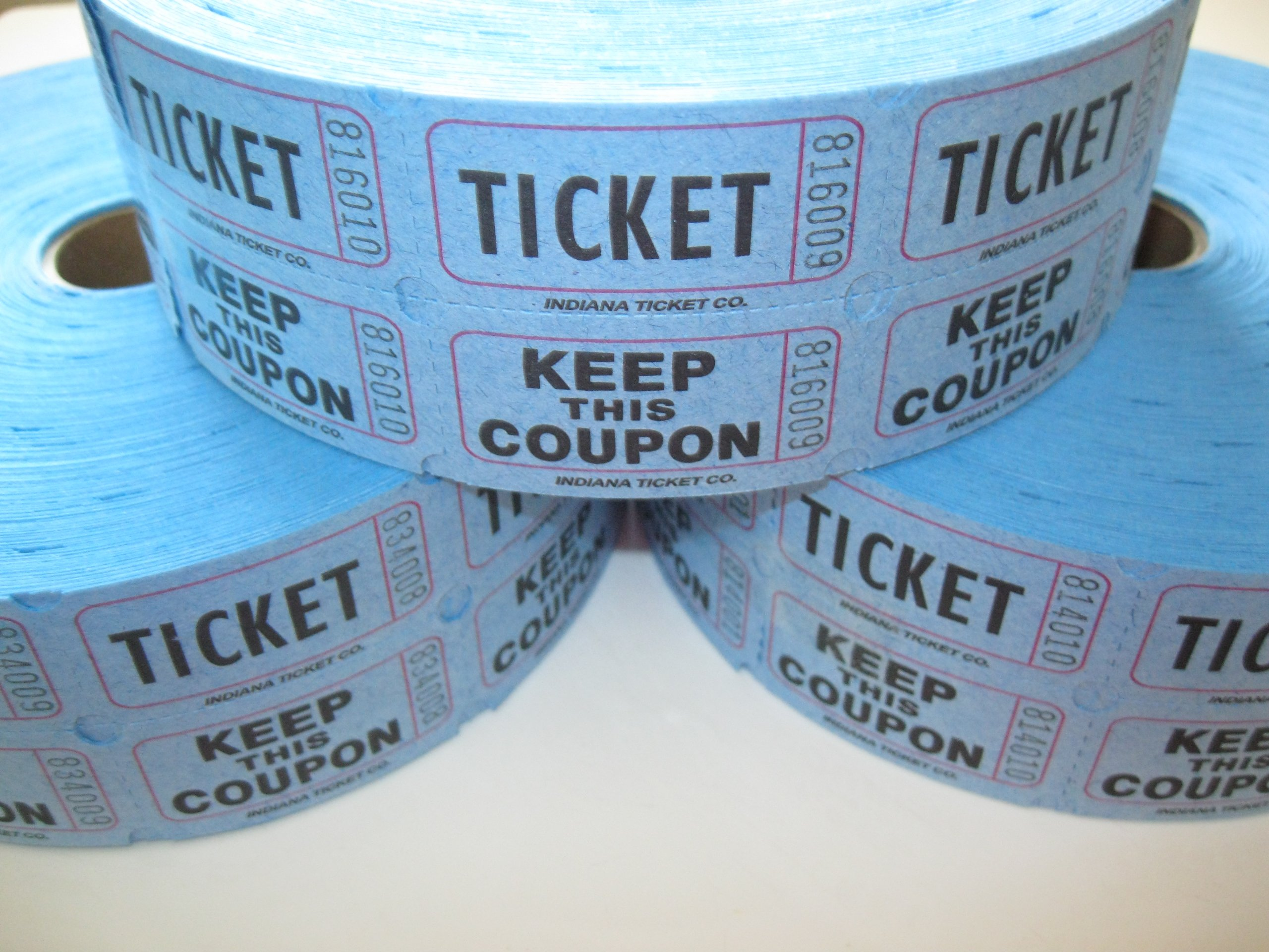 Tags & Tickets - On Sale Now! Save Up To 3%