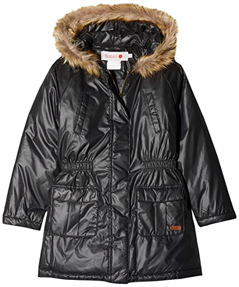 boboli Technical Fabric Parka For Girl, Abrigo para Niñas: Amazon.es: Ropa y accesorios