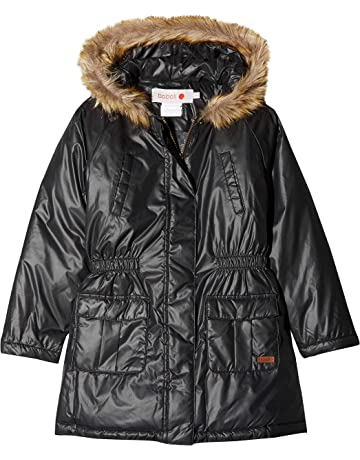 boboli Technical Fabric Parka For Girl, Abrigo para Niñas