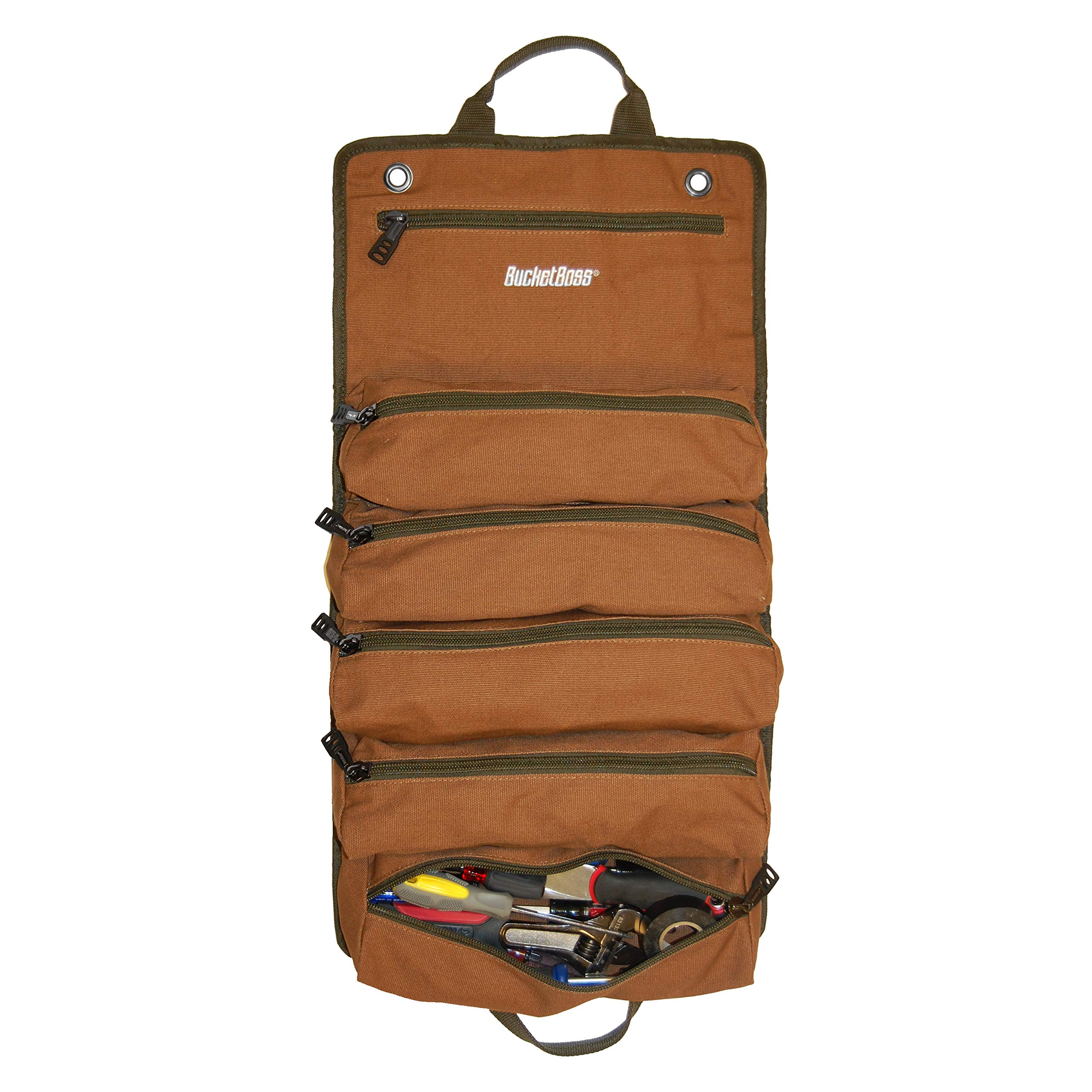 Bucket Boss Super Roll Tool Roll, 74004 by Bucket Boss