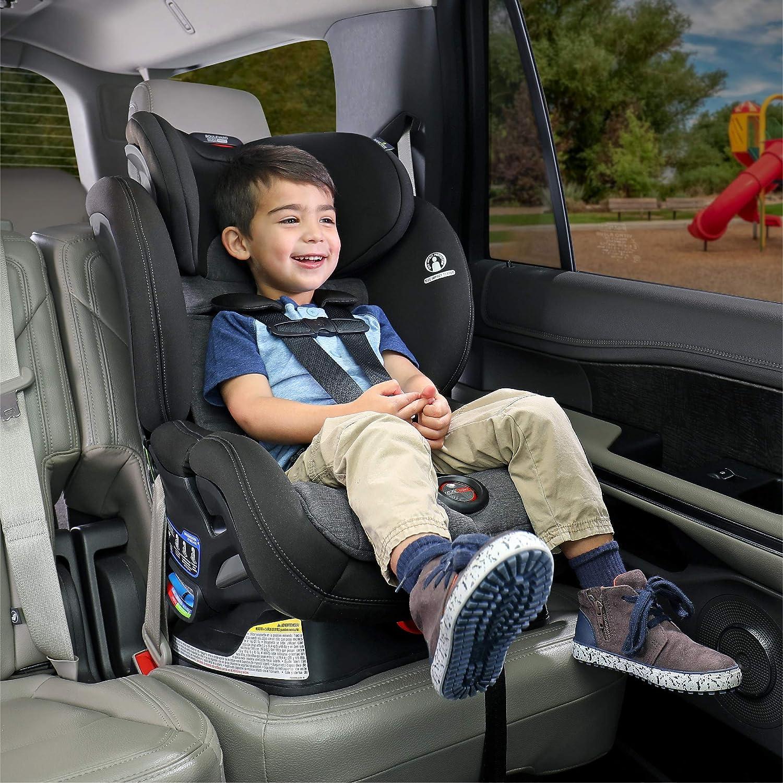 Britax Boulevard Click Tight Anti-Rebound Bar Convertible Car Seat