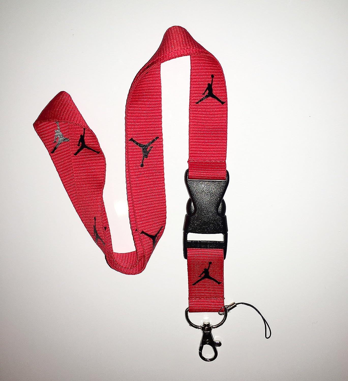 ENTREGA GRATUITA* Nuevo Rojo Jordan cuello con cierre de ...