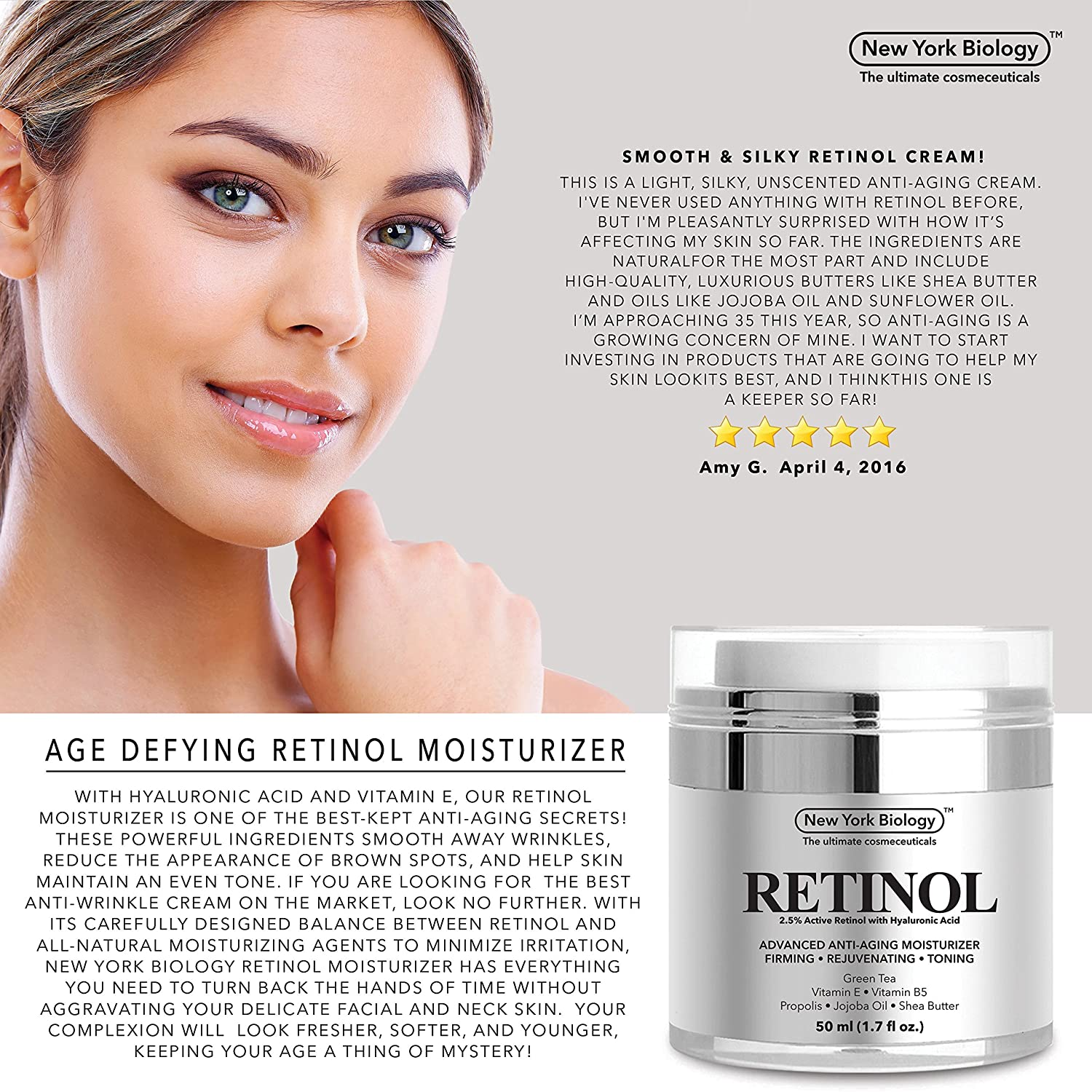 Retinol Cream Benefits Skin - All The Best Cream In 2017