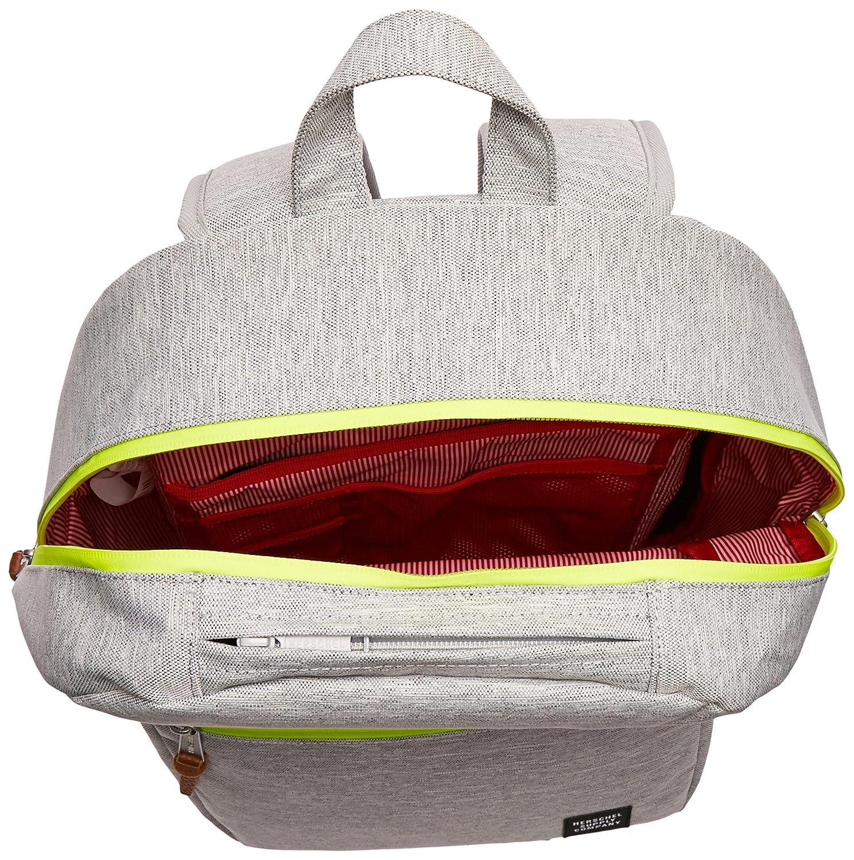 Herschel Rucksack Harrison Rucksack, hellgrau Neongelb, One Größe, 10325-01460 10325-01460 10325-01460 B01M0D31MG Kinderruckscke Super Handwerkskunst df2555