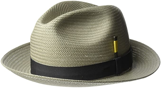 6c9ee1d8 Bailey of Hollywood Mens Cosmo Fedora Trilby Hat Fedora: Amazon.ca ...
