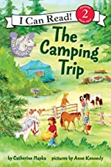 Pony Scouts: The Camping Trip (I Can Read Level 2) Kindle Edition