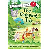 Pony Scouts: The Camping Trip (I Can Read Level 2)