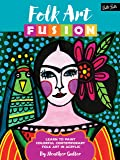 Fanciful Folk Art Coloring Book: Karla Gerard: 9781631866821: Amazon.com: Books