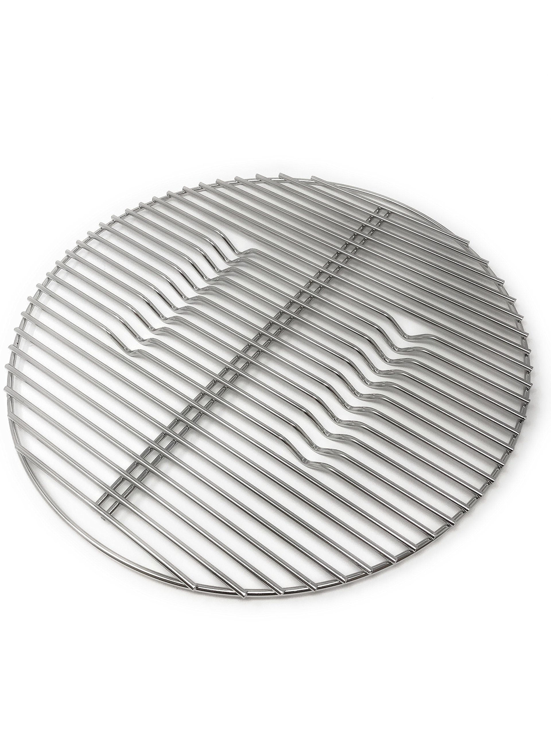 Aura Outdoor Products EZ Light Bottom Charcoal Grate for 22in Weber Kettle Grill