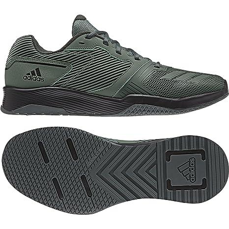 new product 84109 a0f49 Adidas Gym Warrior 2 M - Zapatillas de Deporte para Hombre, Verde - (VERTRA