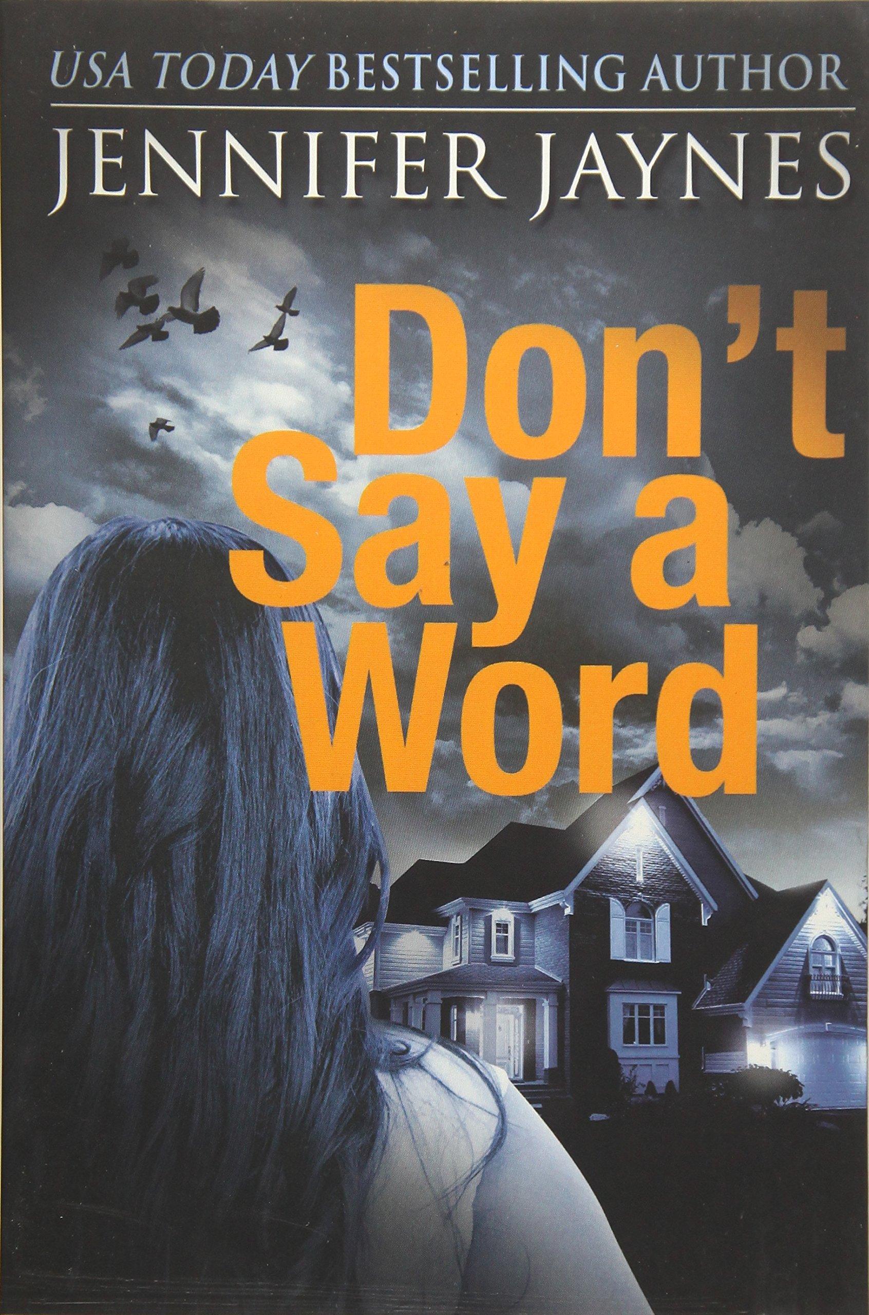Read Online Don't Say a Word (Strangers) pdf epub