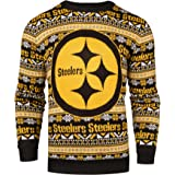 Forever Collectibles NFL FOCO Men s Aztec Print Ugly Crew Neck Sweater c4d78097b
