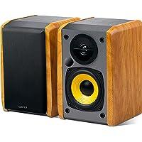 Caixa de Som Bluetooth Edifier R1010BT 42W RMS, Monitor de áudio, Bivolt, Madeira