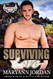 Surviving Love (Saints Protection & Investigations Book 8)