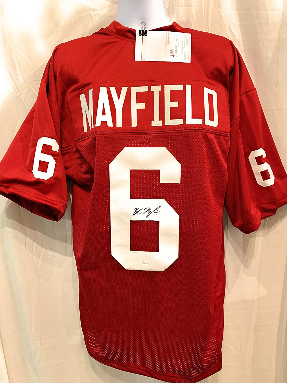 baker mayfield oklahoma sooners jersey